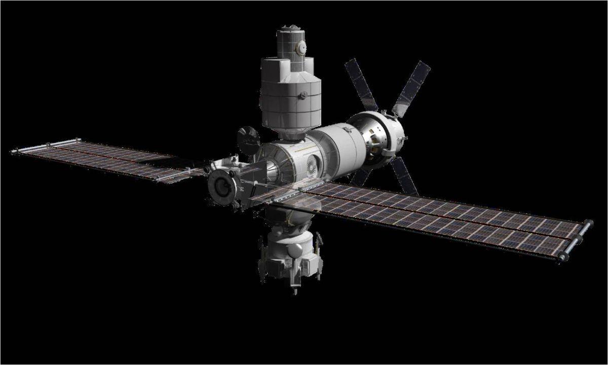 deep space gateway boeing design progress
