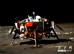 China's robotic Mars mission for 2020 will drawn upon its Moon landing technology. Credit: SASTIND