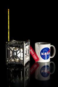 NASA's PhoneSat. Credit: NASA