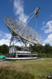 Dwingeloo radio telescope in The Netherlands. Credit: ASTRON - Netherlands Institute for Radio Astronomy