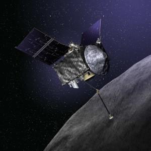 NASA's Origins Spectral Interpretation Resource Identification Security Regolith Explorer (OSIRIS-REx) Courtesy: Lockheed Martin