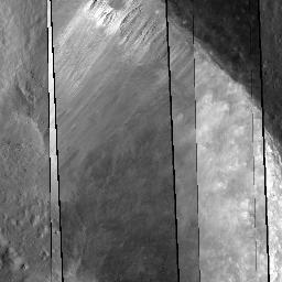 LADEE's crash area may be spotted by NASA's Lunar Reconnaissance Orbiter. Pre-LADEE imagery of crater Sundman V - the suspected impact site - is available. Credit: NASA/LROC/Arizona State Univ.