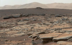 Red Planet Mars - home for future greenhouses? Credit: NASA/JPL