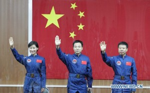China is rapidly developing robotic and human spaceflight skills. Credit: CMSE