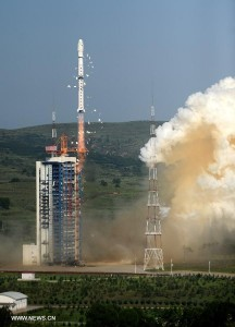 China's military space prowess flagged in new DoD report.