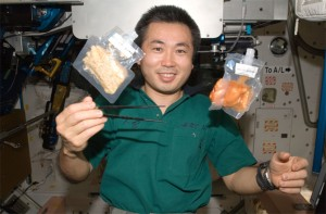Talk about take-out food. How best to feed a space expedition destined to explore Mars? Credit: NASA