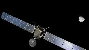 Rosetta orbiter. Credit: ESA