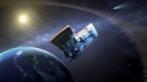 NASA's Wide-field Infrared Survey Explorer (WISE). Credit: NASA/JPL