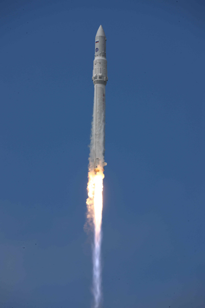 Russia Reignites Its Rocket Industry with New Angara Booster