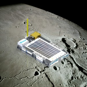 The 4M mission is dedicated to Manfred Fuchs who died early this year. 4M stands for the Manfred Memorial Moon Mission. Credit: OHB/LuxSpace