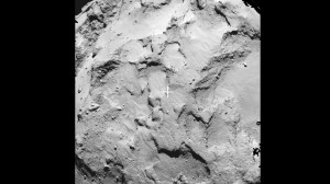 Site J close-up for a lander going down! Credits: ESA/Rosetta/MPS for OSIRIS Team MPS/UPD/LAM/IAA/SSO/INTA/UPM/DASP/IDA