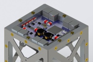 The target for Accion propulsion is to keep ultra-small satellites – CubeSats -- in orbit for far-longer periods of time. Credit: Accion Systems