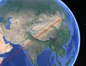 Courtesy: China Space