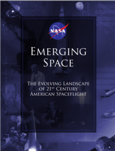 Credit: NASA Office of the Chief Technologist, 2014