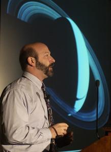 Vanderbilt Professor of Astronomy David Weintraub. Credit: Daniel Dubois/ Vanderbilt