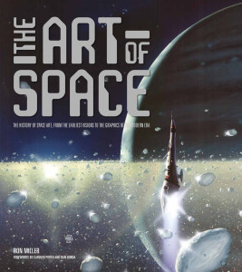the art of space bookcover
