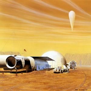 Credit: NASA/JSC by Mark Dowman of John Frassanito & Associates