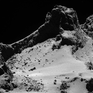 Credit: ESA/Rosetta/MPS for OSIRIS Team MPS/UPD/LAM/IAA/SSO/INTA/UPM/DASP/IDA