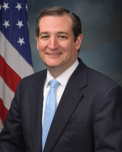 Senator Ted Cruz Credit: Office of Ted Cruz