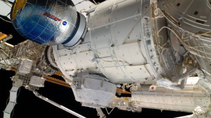 BEAM installed on International Space Station. Credit: Bigelow Aerospace