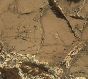 This image was taken by Mastcam: Right (MAST_RIGHT) onboard NASA's Mars rover Curiosity on Sol 926 (2015-03-15 15:10:56 UTC).   Image Credit: NASA/JPL-Caltech/MSSS