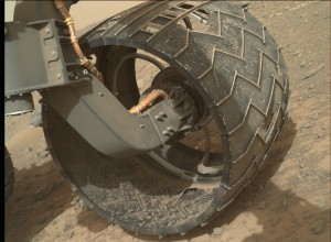 NASA's Mars rover Curiosity acquired this image using its Mars Hand Lens Imager (MAHLI), located on the turret at the end of the rover's robotic arm, on March 29, 2015, Sol 939 of the Mars Science Laboratory Mission. Image Credit: NASA/JPL-Caltech/MSSS