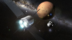 NASA Advisory Council members have reviewed the space agency's plans for human exploration of space, providing some surprising viewpoints. Credit: NASA