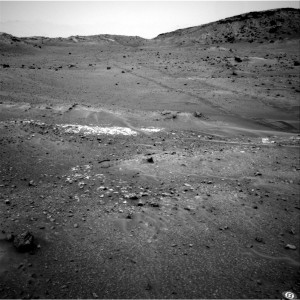 This image was taken by Navcam: Right B onboard NASA's Mars rover Curiosity on Sol 956 (2015-04-15) Image Credit: NASA/JPL-Caltech