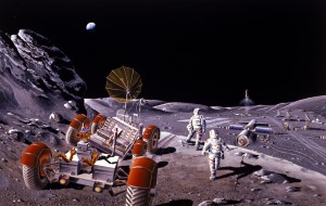 PHOTO 4 LUNAR OUTPOST