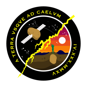 spuds in space logo