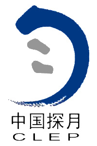 Logo for the Chinese Lunar Exploration Program (CLEP) Credit: CLEP