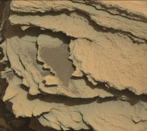 This image was taken by Curiosity's Mastcam: Right on May 27, 2015 on Sol 997.   Credit: NASA/JPL-Caltech/MSSS