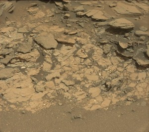 Curiosity Mars rover made use of its Mastcam: Left camera to take this image on May 25, Sol 995.   Image Credit: NASA/JPL-Caltech/MSSS