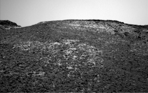 Curiosity's Navcam: Left B snagged this scene on May 20, Sol 990. Credit: NASA/JPL-Caltech