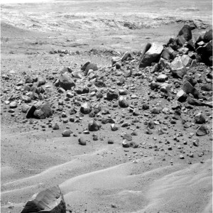 Opportunity's Panoramic Camera imaged this area on Sol 4059. Credit: NASA/JPL-Caltech/Cornell Univ./Arizona State Univ.