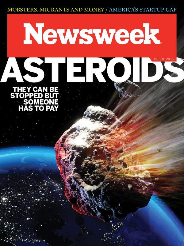 Credit newsweek magazine