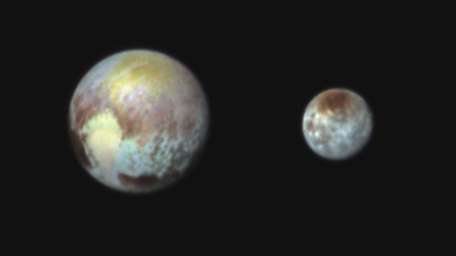 Kerberos Moon Of Plluto: Pluto Unveiled By New Horizons Flyby