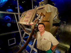 Former astronaut, Franklin Chang Díaz, serves as Chairman of the Ad Astra Board and Chief Executive Officer.  Credit: Robert Markowitz and Bill Stafford.