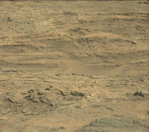 Curiosity image taken by rover's Mastcam Left, Sol 1080 on August 20, 2015 Credit: NASA/JPL-Caltech/MSSS