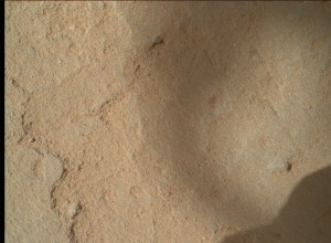 NASA's Mars rover Curiosity Mars Hand Lens Imager (MAHLI), located on the turret at the end of the rover's robotic arm, captured this image on September 26, 2015, Sol 1116. Credit: NASA/JPL-Caltech/MSSS