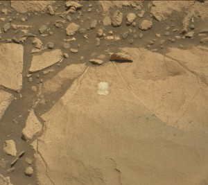 Curiosity Mastcam Right image taken on Sol 1109, September 19, 2015. Credit: NASA/JPL-Caltech/MSSS