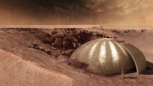 Nested 3D-Printed Settlement Technology