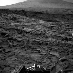 Curiosity Navcam Left B image taken on Sol 1138, October 19, 2015. Credit: NASA/JPL-Caltech