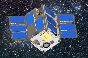 The Optical Communications and Sensor Demonstration (OCSD) project uses CubeSats to test new types of technology in Earth orbit. Credit: NASA/Ames Research Center