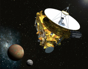 New Horizons en route to Pluto and beyond! Credit: Johns Hopkins University Applied Physics Laboratory/Southwest Research Institute