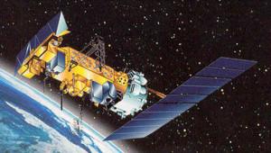 NOAA 16 satellite. Credit: NOAA