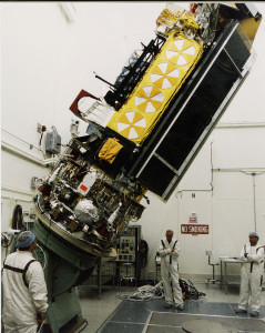 Pre-launch image of NOAA-16. Credit: NASA/KSC