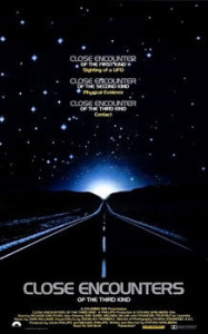 Close encounters with ET via music, falling on deaf ears? Credit: Columbia Pictures