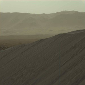 Another Curiosity Mastcam Left image taken on Sol 1197, December 19, 2015 Credit: NASA/JPL-Caltech/MSSS