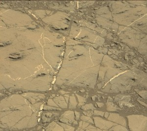 This image was taken by Curiosity's Mastcam: Right camera on December 10, 2015, Sol 1189. Credit: NASA/JPL-Caltech/MSSS